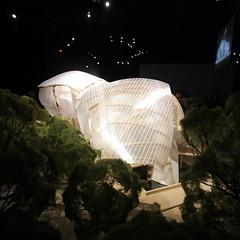 IMG_9789 Final Fondation Louis Vuitton model by Frank O. Gehry (marklarmuseau) Tags: jardindacclimatation frankowengehry museum ©copyrightmarklarmuseau fondationlouisvuitton paris boisdeboulogne france
