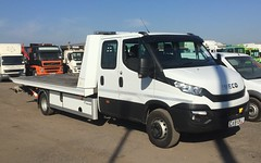 Iveco Daily - CA18 EKJ (Philip Hamilton) Tags: ca18ekj iveco ivecodaily recoverytruck