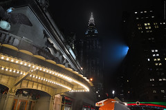 NYC - Lights in the darkness (ricardocarmonafdez) Tags: nyc newyork city cityscape ciudad nightshot lights lighting darkness colores colors highiso nikon