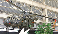 Sud Est SE 3130 Alouette II n° 1327  ~ 7535 (Aero.passion DBC-1) Tags: technic museum speyer dbc1 david aeropassion collection avion aircraft aviation plane sud est se3130 alouette ii ~ 7535