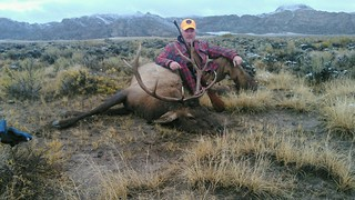 Wyoming Elk Hunt and Mule Deer Hunt 6