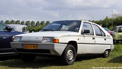 Citroën BX 14E 1984 (Wouter Bregman) Tags: kz03rh citroën bx 14e 1984 citroënbx blanc white citromobile 2019 citro mobile carshow expo haarlemmermeer stelling vijfhuizen nederland holland netherlands paysbas youngtimer old classic french car auto automobile voiture ancienne française france frankrijk vehicle outdoor