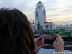 LEGO Los Angeles City Hall (bruceywan) Tags: hall 1200 moc artdeco cityhall city losangeles bruceywan brucelowellcom bruce lowell la lego angeles los