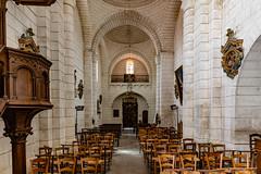 07-Église Saint-Pierre-ès-Liens (Alain COSTE) Tags: 2019 bourdeilles dordogne eglise nikon ocb périgordvert sigma20mmf14 printemps village france