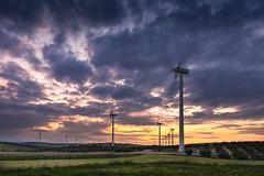 _DSC3295 (fjsmalaga) Tags: ngc viento atardecer eólicos paisaje ocaso