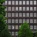 Strictly geometric architecture in Hamburg