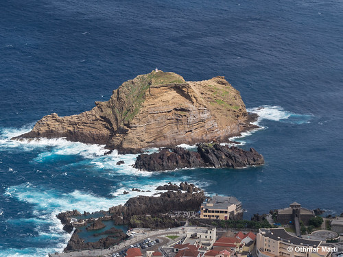 Ilhéu Mole near Proto Moniz, Madeira