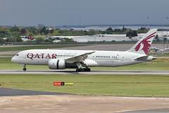 A7-BCI (stage1uk) Tags: birminghamegbbeos5ds03052019 birminghaminternationalairportegbb03052019 a7bci boeing7878dreamliner 38327 qatarairways