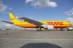 D-AEAC 16092013 (Tristar1011) Tags: ebbr bru brusselsairport dhl eatleipzig airbus a300600f a306 daeac cargo freighter
