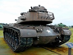 "M48 Patton Medium Tank 00002 • <a style=""font-size:0.8em;"" href=""http://www.flickr.com/photos/81723459@N04/47774380402/"" target=""_blank"">View on Flickr</a>"