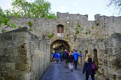 _DSC8137 (paulNming) Tags: greece medievalcityofrhodes knight'sstreet palace gothicarchitecture lindos acropolisoflindoscastles palaces 希腊 罗德岛 骑士 ,骑士街 , 林多斯 城堡 rhodes island