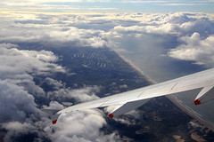 Over Holland, October 20th 2015 (Southsea_Matt) Tags: gdbcg britishairways oneworld airbus a319131 canon 60d october 2015 autumn aviation windowseat windowview ba2761 thenetherlands holland