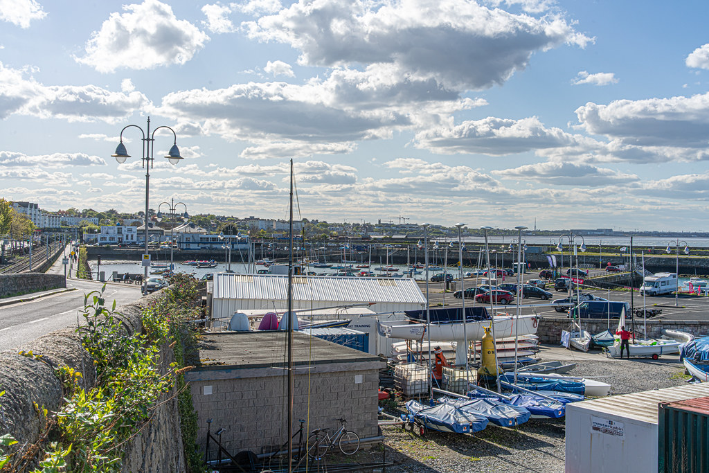 TRADERS' WARF AREA [WEST PIER DUN LAOGHAIRE HARBOUR]-152219