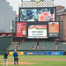 Astronaut Ricky Arnold at Baltimore Orioles Game (NHQ201905040006)