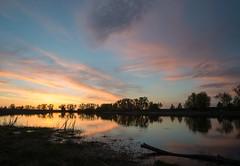 DSC_7745 (alexey.malantsev) Tags: закат небо природа пейзаж весна озеро