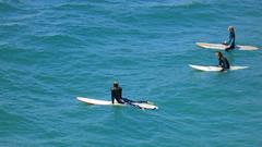 ♫ Surfing USA... ♪ (Viejito) Tags: pismobeach california slo county usa unitedstates geotagged geo:lat=35138098 geo:lon=120645825 amerika amérique américa america canon powershot s100 canons100 waterfront beach playa praia sea pacific ocean pier pacificocean wet blonde hair surf surfer facial expression zee oceaan surfing riding waves golf vague océan oceano onda blue water wave black glistening wetsuit youngsters boy nonbinary woman girl young man surfergirl girls barefoot descalzo scalzo descalço piedsnus bare feet toes barfüssig stewart surfboard leash босиком