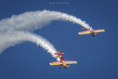 Bravo 3 Team - Tarragona 2019 (msd_aviation) Tags: tarragona tgn platjadelmiracle aerobatic aerobatics castorfantoba juanvelarde anselmogamez acrobacia reus lers res reusairport bravo3 bravo3team repsol aviation aviationpics aviationfans aviationlovers aviationphotos aviationgeeks aviation4u spotting spotters planespotting planespotters sukhoi su26 sukhoi26