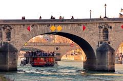 463 Paris en Mars 2019 - la Seine, Pont Marie et Pont Louis-Philippe (paspog) Tags: paris france mars march mârz 2019 seine pontmarie pontlouisphilippe
