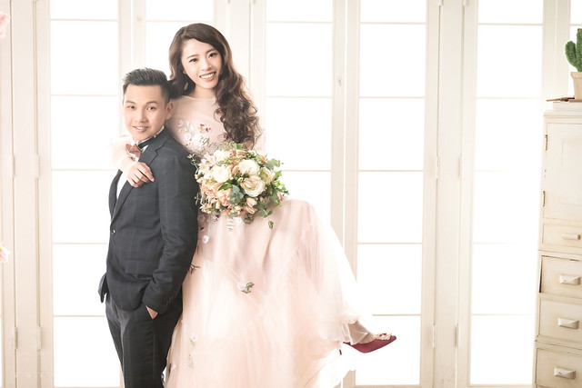 台北婚紗 好拍市集、花卉、海邊