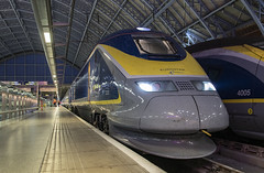 Job done (justindperkins) Tags: eurostar train london uk rail