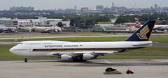 B747   9V-SPE   SYD   20071227 (Wally.H) Tags: boeing 747 boeing747 b747 9vspe singaporeairlines syd yssy sydney kingsfordsmith airport