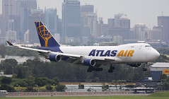 B747   N409MC   SYD   20071227 (Wally.H) Tags: boeing 747 boeing747 b747 n409mc atlasair cargo syd yssy sydney kingsfordsmith airport