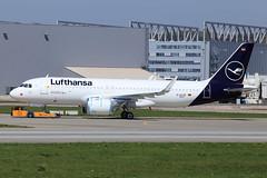 Lufthansa Airbus A320-271N D-AVVB (D-AINQ) (widebodies) Tags: hamburg finkenwerder xfw edhi widebody widebodies plane aircraft flughafen airport flugzeug flugzeugbilder lufthansa airbus a320271n davvb dainq
