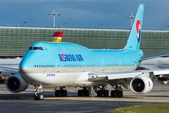CDG   HL7643   Korean Air 904 to Seoul-Incheon (Olivier Mouhot) Tags: kal b748 cdg lfpg 2019may hl7643
