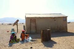 Herero women, Purros village