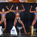 Women's Physique - Grandmasters 2nd Clements 1st Vescarelli 3rd Bach