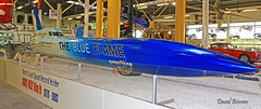 Blue Flame ~  ( Dragster ) (Aero.passion DBC-1) Tags: auto technic museum sinsheim dbc1 david biscove aeropassion collection blue flame ~ dragster