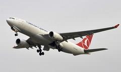 Turkish TC-JDR, OSL ENGM Gardermoen (Inger Bjørndal Foss) Tags: tcjdr turkish airbus a330 cargo osl engm gardermoen