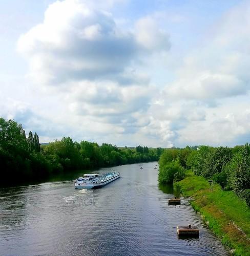Neckar in HN ©  dmytrok