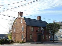 Col. Micah Whitmarsh House (jimmywayne) Tags: colmicahwhitmarsh house eastgreenwich rhodeisland kentcounty historic georgian