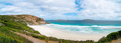 White sand and turquoise water brings many tourists to West Beach (anekphoto) Tags: beach esperance australia western white blue australian sand landscape sea ocean wa panoramic bay summer water nature paradise west coast waves lucky beaches sky travel day view park sunny clear weather national warm island track coastline grand sandy cape le see turquoise tourism vacation scenic tourist scenery alone destination hot