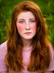 Alexandra (ruslan.rec) Tags: redgirl girl orange green colors panasonic gx80 lumix lumixrussia sigma sigma60mm рыжаядевушка девушка зеленый оранжевый россия дзержинск