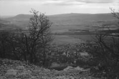Sight from hill (lumpy79) Tags: praktica mtl5 helios44m 258 ilford hp5 400 1600