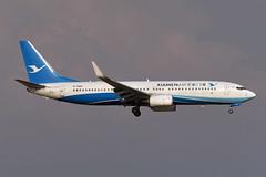 Xiamen Airlines Boeing 737-85C(WL) B-7560 (EK056) Tags: xiamen airlines boeing 73785cwl b7560 bangkok suvarnabhumi airport
