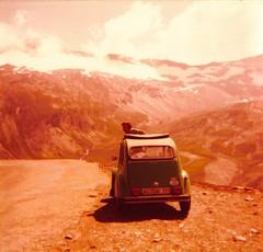 Urlaub mit der Ente 2 CV (Bischoff Photo - stockMagazin.de) Tags: citroen 2 cv 2cv spanien urlaub 1970 70er