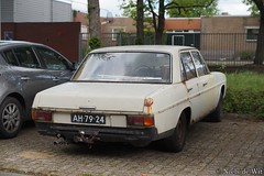 1968 Mercedes-Benz 250 Automatic (NielsdeWit) Tags: nielsdewit car vehicle ah7924 mercedes benz mercedesbenz w114 w115 250 automatic 1968 rust ede