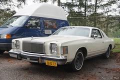 1978 Chrysler Cordoba (NielsdeWit) Tags: nielsdewit car vehicle 30glt7 1978 chrysler cordoba hoenderloo ede