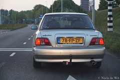 2000 Daihatsu Applause (NielsdeWit) Tags: nielsdewit car vehicle 78fpzf daihatsu applause 2000 ede