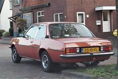 1978 Opel Ascona 2.0 SR (NielsdeWit) Tags: nielsdewit car vehicle dd81fl soest opel ascona b 20 s 20s sr
