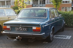 1973 Volvo 164 E Overdrive (NielsdeWit) Tags: nielsdewit car vehicle 0934xx volvo 164 e 164e overdrive 1973 bussum