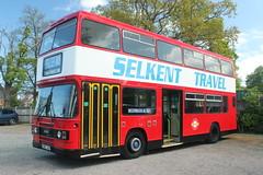 London buses: L263 D367JJD (D263FUL) Leyland Olympian/ECW Carlton Colville (emdjt42) Tags: eastangliatransportmuseum lowestoft carltoncolville l263 d263ful blackpooltransport 411 ecw leylandolympian londonbuses