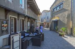 CARCASSONNE-122--OCCITANIE-la CITE-_DSC0416 (bercast) Tags: aude carcassonne chateau chateaumedival france occitanie ue bc bercast lacitédecarcassonne lesruesdelacité