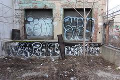 JSON SUEY WOMBAT ? (TheGraffitiHunters) Tags: graffiti graff spray paint street art colorful ny nyc new york city bushwick queens json suey wombat