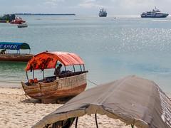 Zanzibar-Stone town10-photo by Jonas Thorén (Society and Technology) Tags: zanzibar jonasthorén port boats tanzania africa