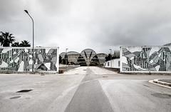 IMGP3598-Modifica (NinoLo) Tags: papalla architettura new town abbandono abbandoned cemento