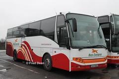 Bus Eireann LC23 (08D30607). (Fred Dean Jnr) Tags: buseireann daf sb4000 vdl berkhof axial lc23 08d30607 broadstone dublin february2013 broadstonedepotdublin buseireannbroadstonedepot